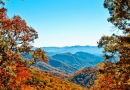 "Der ""Appalachian National Scenic Trail"""